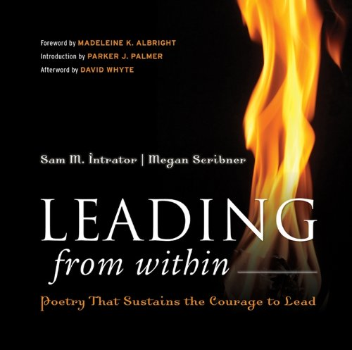 9780787988692: Leading from Within: Poetry That Sustains the Courage to Lead