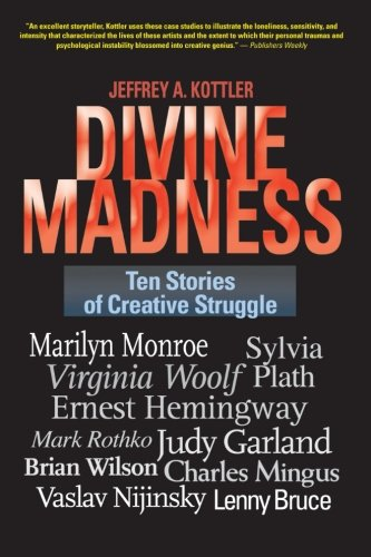 9780787994136: Divine Madness: Ten Stories of Creative Struggle