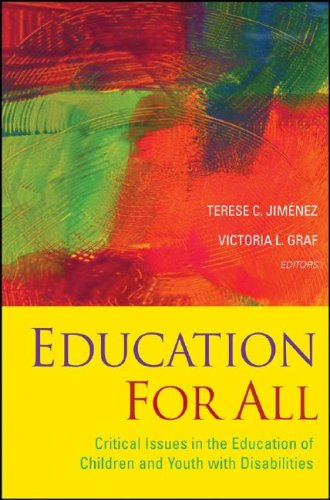 9780787995225: Education For All: Critical Issues in the Education of Children and Youth with Disabilities