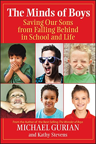9780787995287: The Minds of Boys: Saving Our Sons From Falling Behind in School and Life