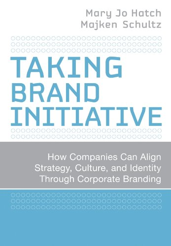 9780787998301: Taking Brand Initiative: How Companies Can Align Strategy, Culture, and Identity Through Corporate Branding