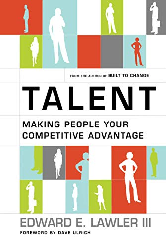 9780787998387: Talent : Making People Your Competitive Advantage