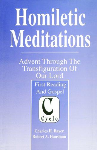 9780788000508: Homiletic Meditations
