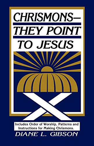 9780788008498: Chrismons -- They Point To Jesus