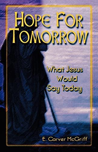 9780788013232: Hope For Tomorrow