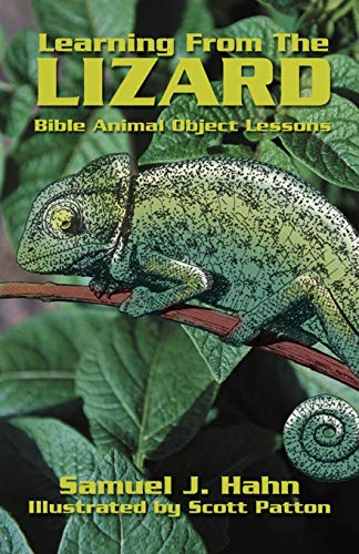 9780788015939: Learning from the Lizard: Bible Animal Object Lessons