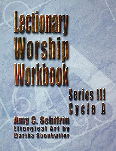 9780788018138: Lectionary Worship Workbook