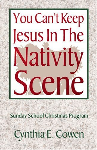 9780788018398: You Can't Keep Jesus In The Nativity Scene