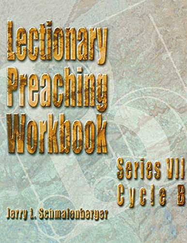 9780788018893: Lectionary Preaching Workbook
