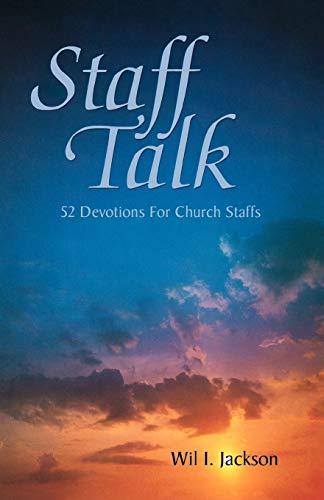 9780788019074: Staff Talk