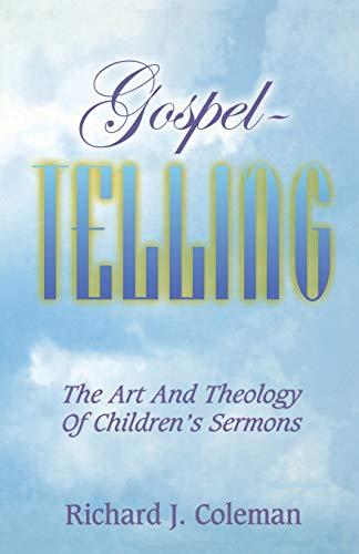 9780788019494: Gospel-Telling