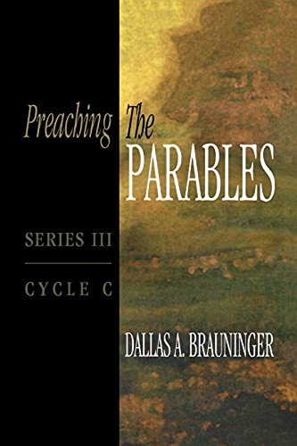 9780788019647: Preaching The Parables