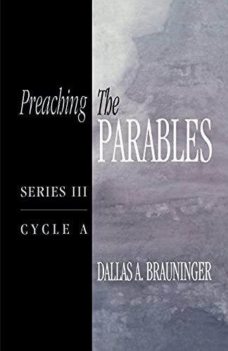 9780788023194: Preaching The Parables