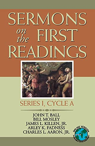 Sermons On The First Readings