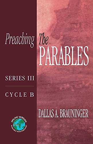 9780788023668: Preaching The Parables