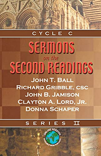 9780788023989: Sermons on the Second Readings: Series II, Cycle C
