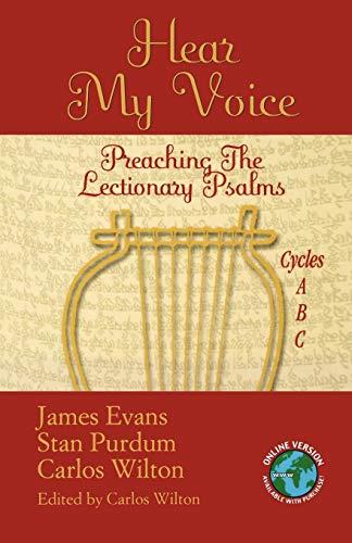 Hear My Voice: James Evans, Stan