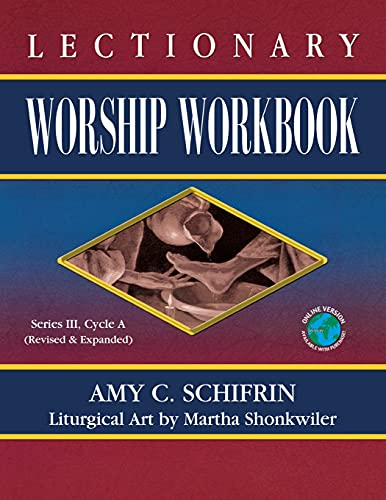 9780788024658: Lectionary Worship Workbook (softcover)