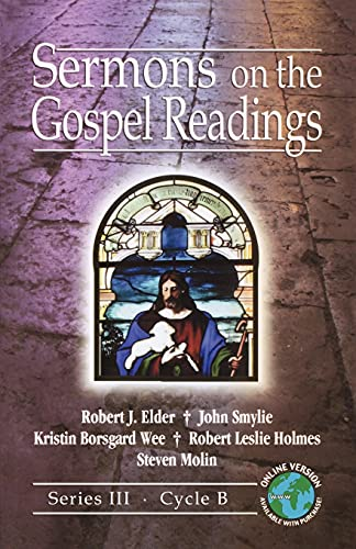 9780788025440: Sermons on the Gospel Readings: Series III, Cycle B [With Access Password for Electronic Copy]