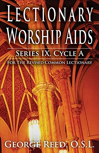 9780788027024: Lectionary Worship AIDS, Series IX, Cycle a