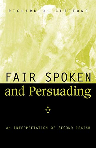 9780788099212: FAIR SPOKEN AND PERSUADING