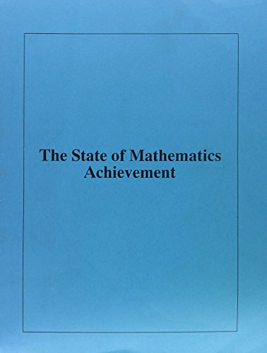 The State Of Mathematics Achievement : Naep's 1990 Assessment Of The Nation And The Trial ...