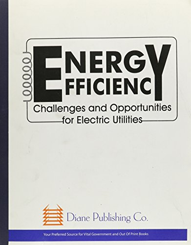 9780788104428: Energy Efficiency: Challenges and Trends for Electric Utilities