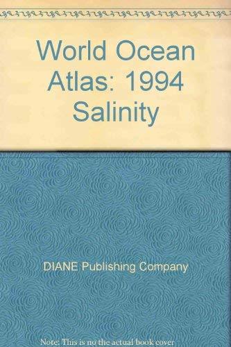 World Ocean Atlas: 1994 Salinity