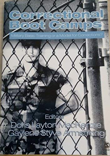 9780788135118: Correctional Boot Camps: A Tough Intermediate Sanction