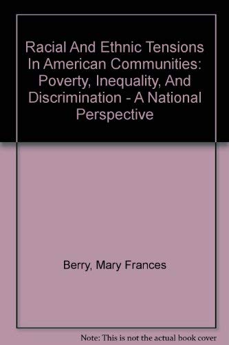 a look at racial profiling and discrimination in the american society The persistence of racial discrimination in america is only news to those of the idea of a post-racial society is not only ask any african-american.