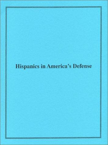 9780788147227: Hispanics in America's Defense