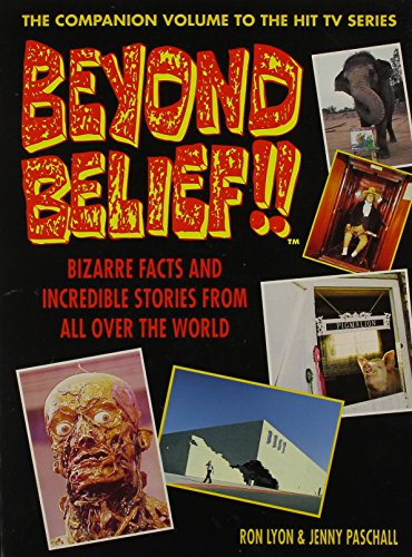 9780788150890: Beyond Belief: Bizarre Facts and Incredible Stories from All over the World