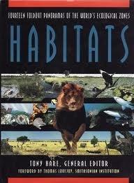 9780788151415: Habitats: 14 Gatefold Panoramas of the World s Ecological Zones
