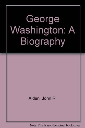 9780788151583: George Washington: A Biography