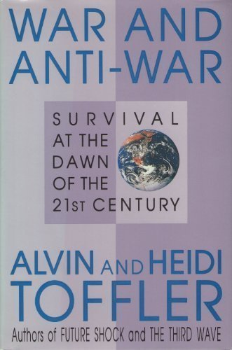 9780788151774: War and Anti-War: Survival at the Dawn of the 21st Century