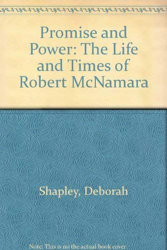 9780788151811: Promise and Power: The Life and Times of Robert McNamara