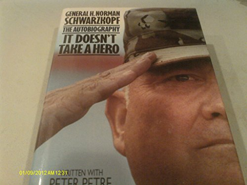 9780788151828: It Doesn't Take a Hero: The Autobiography: General H. Norman Schwartzkopf