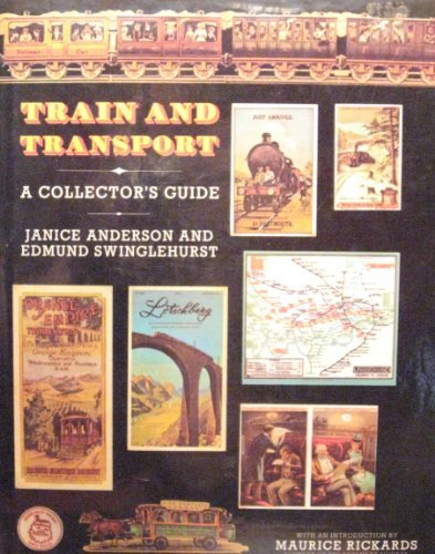 9780788152689: Train and Transport: A Collector's Guide