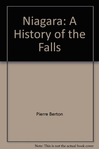 9780788153501: Niagara: A History of the Falls
