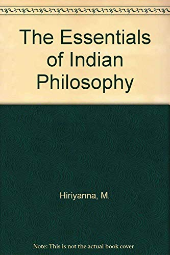 9780788155130: The Essentials of Indian Philosophy