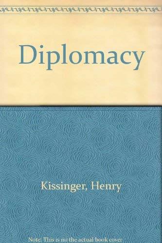 9780788156908: Diplomacy