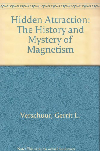 9780788157660: Hidden Attraction: The History and Mystery of Magnetism