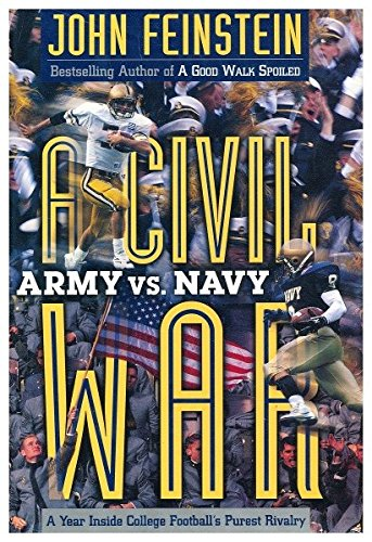 9780788157776: Civil War: Army Vs. Navy: a Year Inside College Football's Purest Rivalry