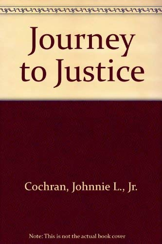 9780788158568: Journey to Justice