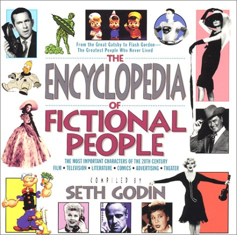 9780788159817: The Encyclopedia of Fictional People: The Most Important Characters of the 20th Century