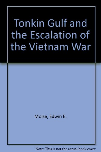 9780788159893: Tonkin Gulf and the Escalation of the Vietnam War