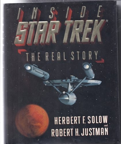 9780788160158: Inside Star Trek : The Real Story
