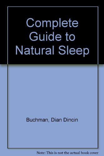 9780788161520: Complete Guide to Natural Sleep
