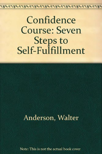9780788163166: Confidence Course: Seven Steps to Self-Fulfillment