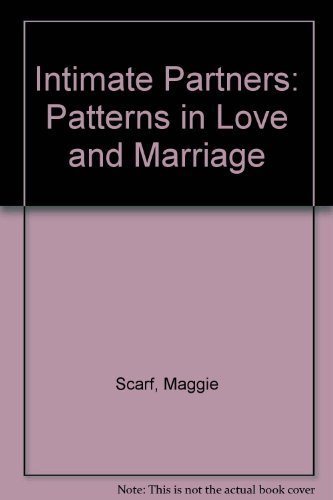 9780788163647: Intimate Partners: Patterns in Love and Marriage